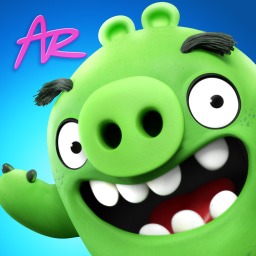 Angry Birds AR: Isle of Pigs icon
