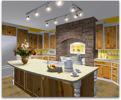 Live Home 3D Interior Lighting Tips Task Lighting