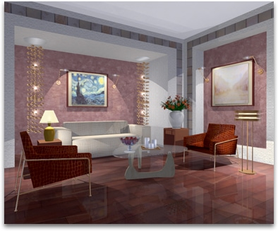Live Home 3D Interior Lighting Tips Task