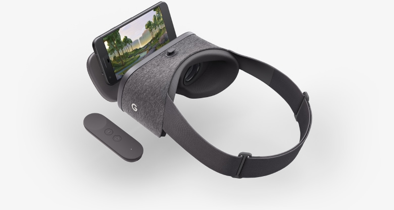 Google Daydream View by Google for VR