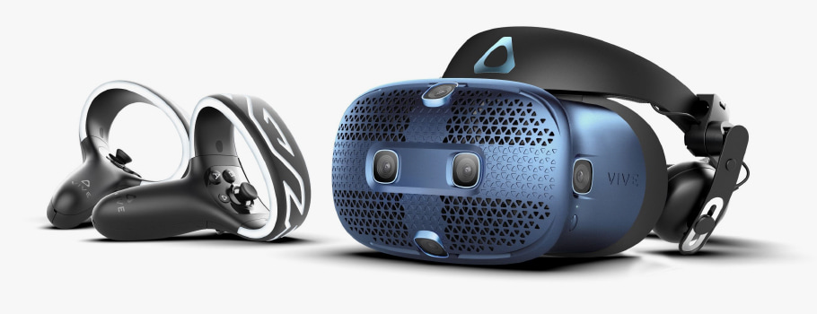 HTC Vive Cosmos, Virtual Reality headset by HTC