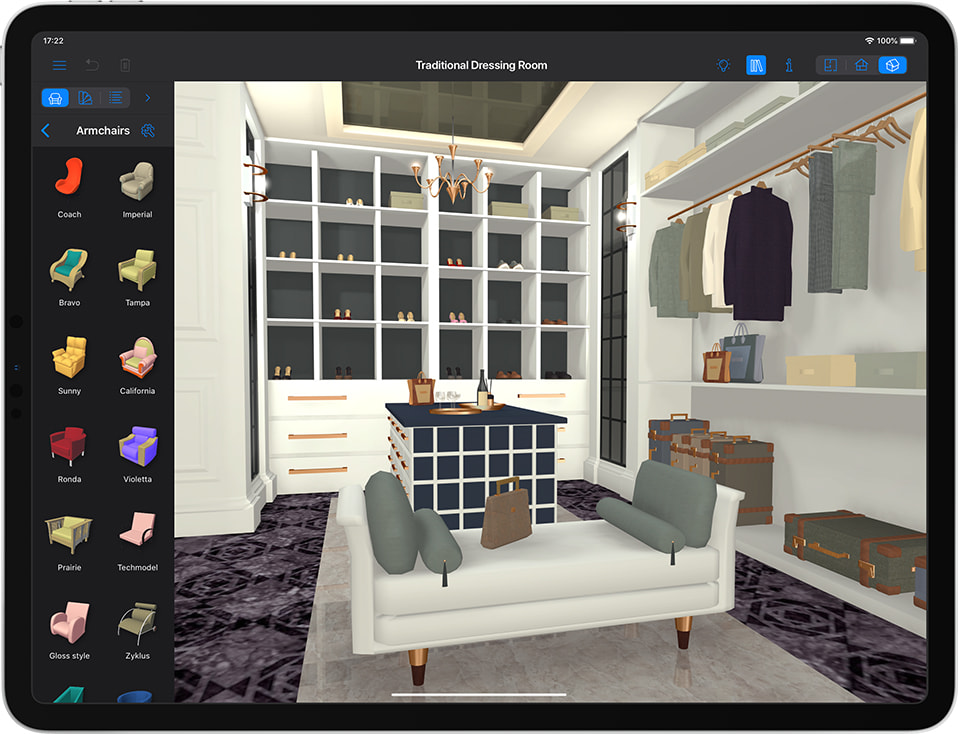 Augmented Reality Interior Design App For Ios Ipados Live Home 3d