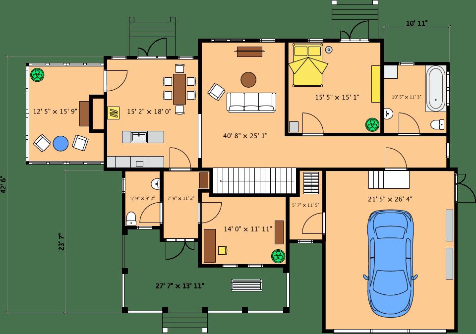 Floor Plan App Live Home 3d