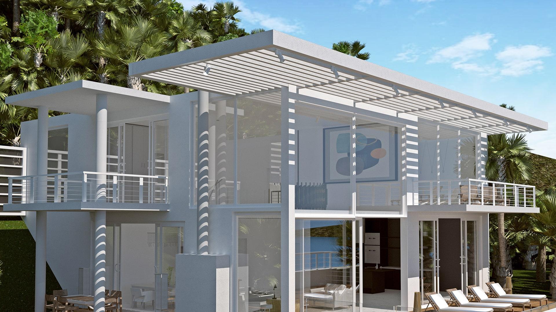 Live Home 20D — Home Design Software for Mac